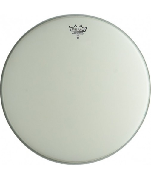 Remo 22 Coated Ambassador Bass Drum Head BR-1122-00