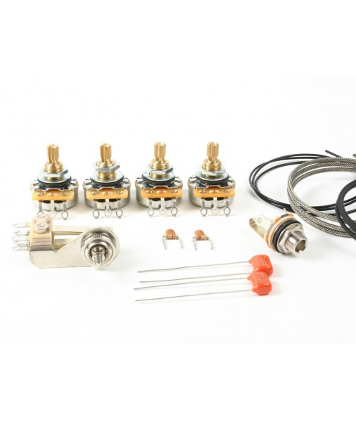 SG Wiring Upgrade Kit Vintage Gibson-long 3-way