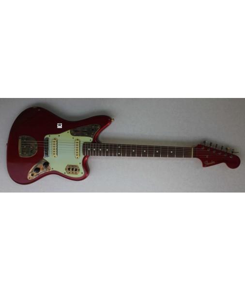 Hire Fender Jaguar Red 1964 Relic