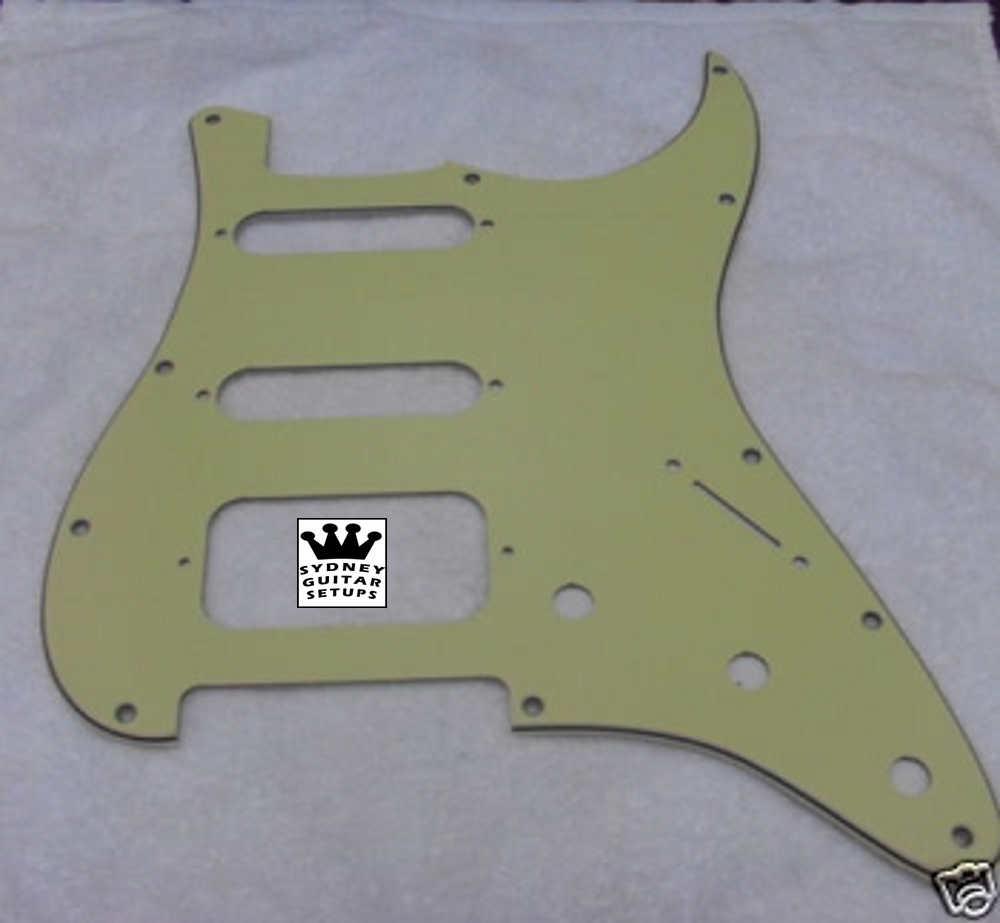 Fender HSS Lone Star / Fat Strat